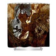 Carlsbad Caverns #1 Shower Curtain