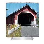 Carlton Bridge Shower Curtain