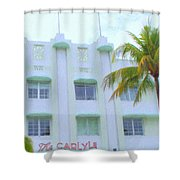 Carlyle Hotel Shower Curtain
