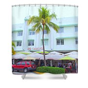 Carlyle Shower Curtain