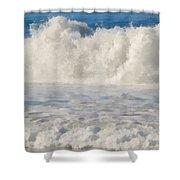 Carmel By The Sea California Beach Shower Curtain
