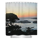 Carmel's Scenic Beauty Shower Curtain