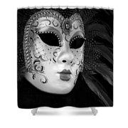 Carnavale - Venice Shower Curtain