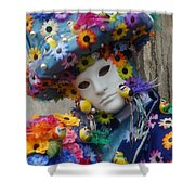 Carnevale Di Venezia 96 Shower Curtain