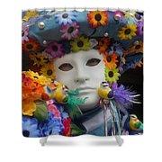 Carnevale Di Venezia 97 Shower Curtain