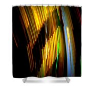 Carnival At Night Shower Curtain