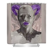 Carnival Of Robotic Dionysus Shower Curtain