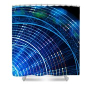 Carnival Trails Shower Curtain