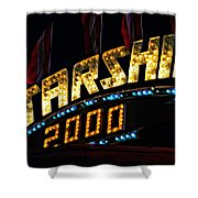 Carny Night 4 Shower Curtain