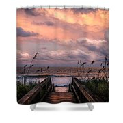 Carolina Dreams Shower Curtain