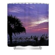 Carolina Sunrise Shower Curtain
