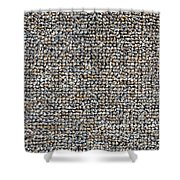 Carpet Texture Shower Curtain