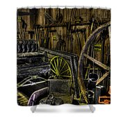 Carriage House Shower Curtain