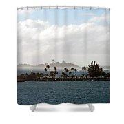 Carribean Dream Shower Curtain