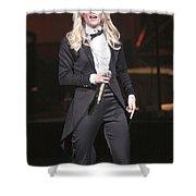 Singer Carrie Underwood Shower Curtain