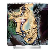 Carry On Shower Curtain