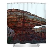Cars Land Canyon Shower Curtain