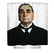 Carson The Butler Shower Curtain