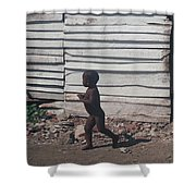 Cartagena Child Shower Curtain
