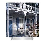 Casa Cayo Huego  Shower Curtain
