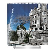 Casa Loma Series 02 Shower Curtain