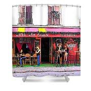 Casa San Pablo Restaurant Shower Curtain