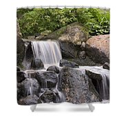 Cascade Waterfall Shower Curtain