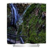 Cascade Waterfall Shower Curtain