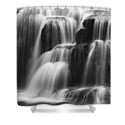Cascades Of Lower Lewis Falls Shower Curtain