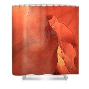 Cascading Light Shower Curtain