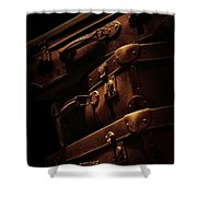 Cases Shower Curtain