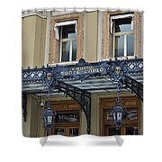 Casino Monte Carlo Shower Curtain