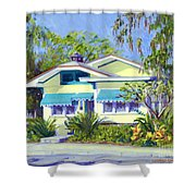 Cason Cottage Shower Curtain