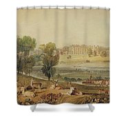 Cassiobury Park, Hertfordshire Shower Curtain