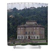 Castello Di Pamparato Shower Curtain
