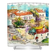 Castelo De Vide 06 Shower Curtain