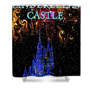 Castle Dreams Shower Curtain
