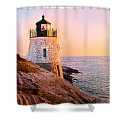 Castle Hill Light 3 Shower Curtain
