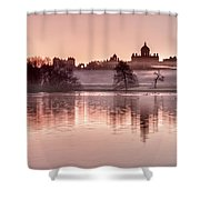 Castle Howard Dawn Shower Curtain