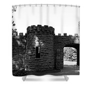Castle II Shower Curtain