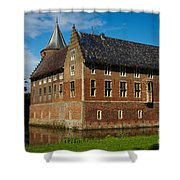 Castle In A Dutch Country Shower Curtain