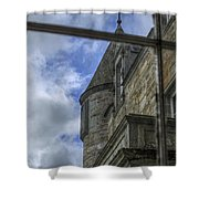 Castle Menzies From The Window Shower Curtain