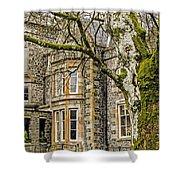 Castle Of Scottish Highlands Shower Curtain