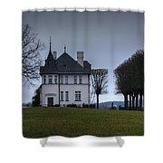 Castle Ploen Gatekeeper's House Shower Curtain