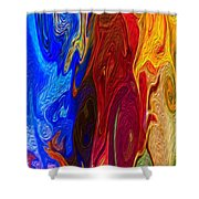Castles Made Of Sand Shower Curtain