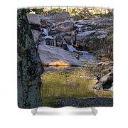 Castor River Shut-ins Shower Curtain