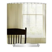 Casual Dining Shower Curtain