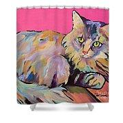Catatonic Shower Curtain
