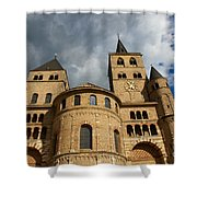 Cathedral And Church Of Our Lady  Shower Curtain