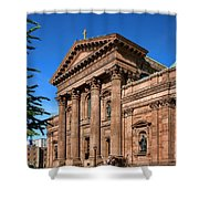 Cathedral Basilica Of Saints Peter And Paul Shower Curtain